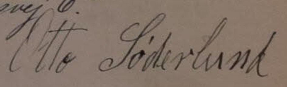 A Signature with a Story: The Death of my Great-Grandmother's Brother